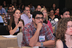 The Fellows Track Symposium hosted 150 fellows at ATS 2014.